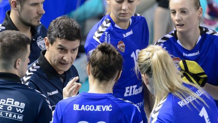 Liga Mistrzyń: CSM Volei Alba Blaj - Developres SkyRes Rzeszów. Transmisja w Polsacie Sport