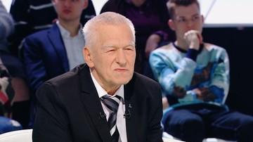 Kornel Morawiecki o Żydach: do getta szli sami, bo im mówiono, że tam nie ma tych wstrętnych Polaków