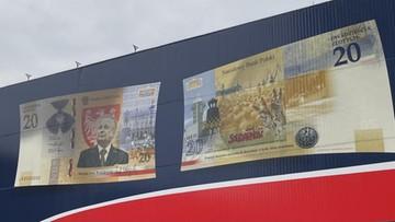 Banknot z Lechem Kaczyńskim. Emisja w listopadzie