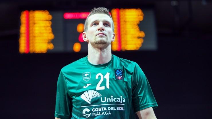 Adam Waczyński w czołówce najskuteczniejszych koszykarzy ligi hiszpańskiej