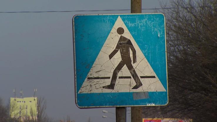 Łodź: zarzut zabójstwa dla kierowcy, który śmiertelnie potrącił pieszego