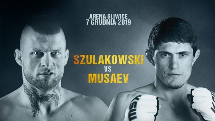 KSW 52: Szulakowski zmierzy się z niepokonanym Rosjaninem