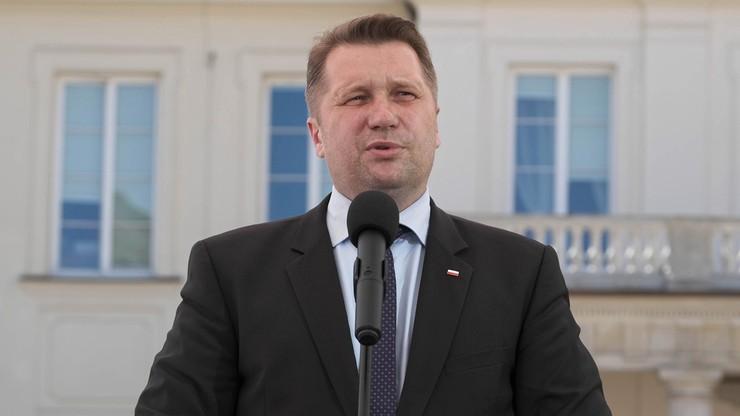 """Jest wniosek o odwołanie Czarnka. """"Minister zły i pełen pogardy"""""""