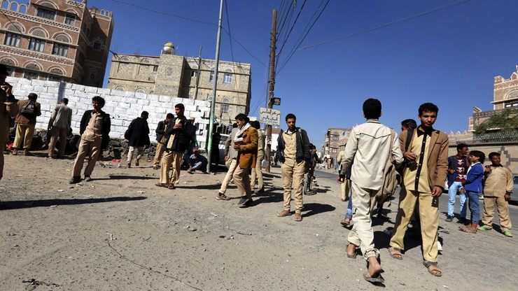 Rozejm w Jemenie zerwany po kilkunastu minutach