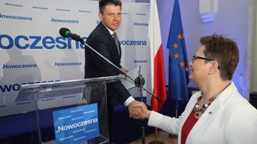 """""""Wspólne marzenia o Polsce po PiS """". Lubnauer podczas posiedzenia Rady Krajowej Nowoczesnej"""