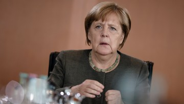 """Merkel krytykuje przemówienie Trumpa. """"Wyraźna różnica zdań"""""""