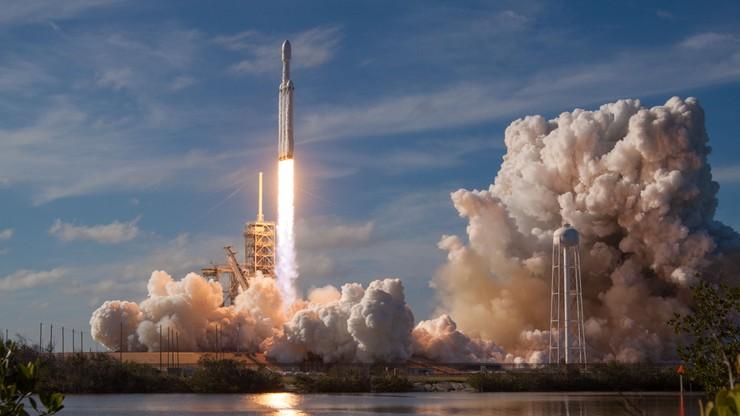W poniedziałek start kosmicznej misji z polskim udziałem