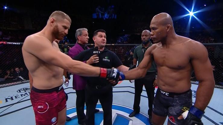 UFC 249: Ostatni raport z USA - jeden z zawodników z koronawirusem!