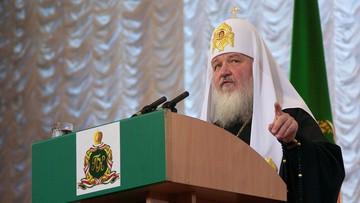 Patriarcha Moskwy: nie można dopuścić do niezależności ukraińskiej Cerkwi