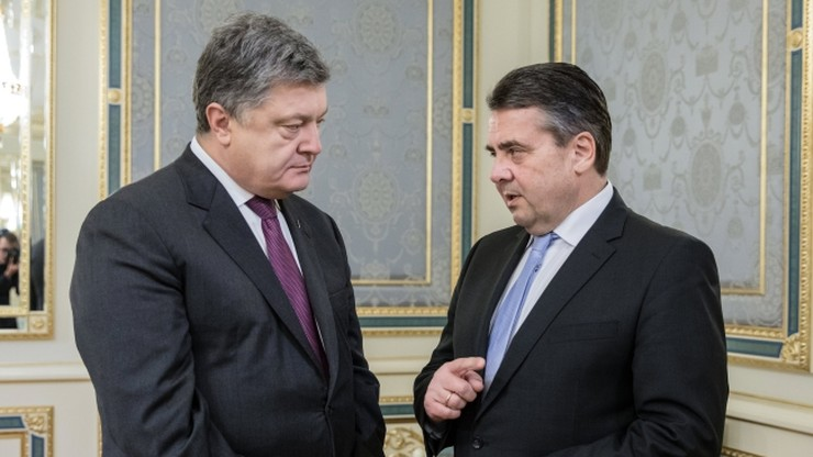 Szef dyplomacji Niemiec za umocnieniem misji OBWE na Ukrainie