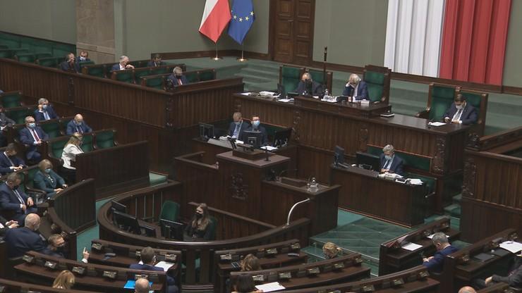 Sejm rozpoczął obrady. Posłowie zajmą się budżetem