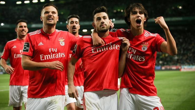 Pierwsze takie derby Lizbony od prawie sześciu lat! Benfica rozbiła Sporting