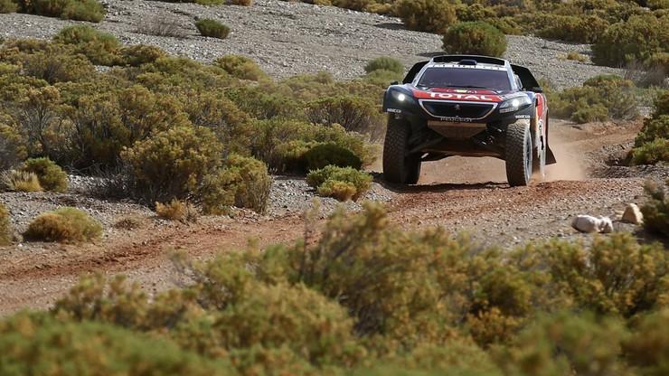 Rajd Dakar: Peterhansel wygrał 4. Etap. Pech Dąbrowskiego i Czachora