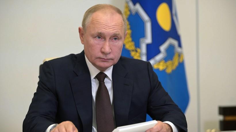Pekin 2022: Putin zapowiedział swój udział w igrzyskach