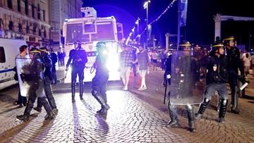 Zamieszki w Marsylii po meczu. 31 rannych pseudokibiców