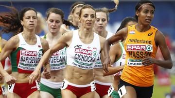 Angelika Cichocka mistrzynią Europy w biegu na 1500 m