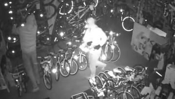 Ukradli rowery warte 200 tys. zł. Brali tylko najdroższe