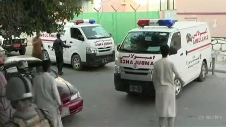 Podwójny atak samobójczy na meczet w Afganistanie. Zginęło co najmniej 20 osób, 50 rannych