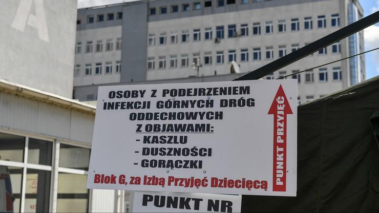 Kilkanaście zgonów, ponad 140 nowych zakażeń. Koronawirus w Polsce