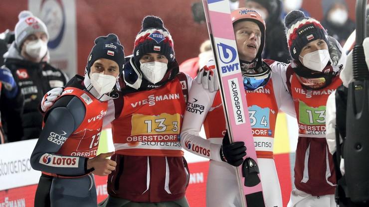 MŚ Oberstdorf 2021: Klasyfikacja medalowa