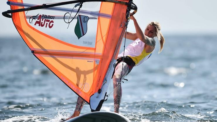 PE w żeglarstwie: Klepacka na podium w Medemblik