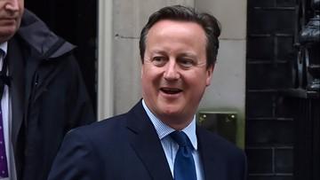 """Cameron tłumaczy się z """"panamskich papierów"""" i publikuje zeznania podatkowe"""