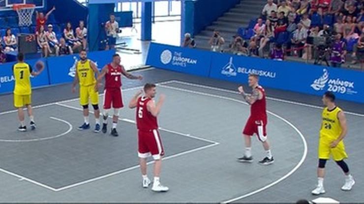 El. ME koszykarzy 3x3: Polacy grają o awans w Rydze