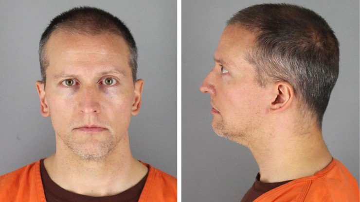Zabójca George'a Floyda w więzieniu maksymalnego bezpieczeństwa. Są obawy o jego życie