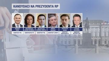 Wybory prezydenckie. Poznaj kandydatów