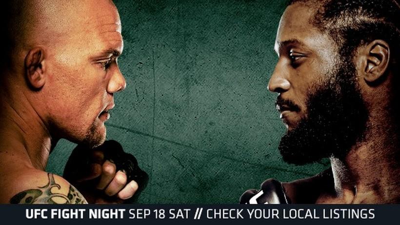 UFC Vegas 37: Anthony Smith - Ryan Spann. Transmisja TV i stream online