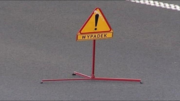 Dolnośląskie: zderzenie ciężarówek na A4