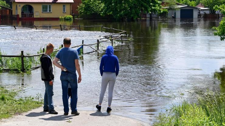 Jak zagłosowały województwa zagrożone powodzią? Lider jest tylko jeden