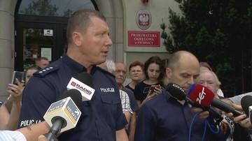"""""""Nie jest mieszkańcem powiatu świdnickiego"""". Śledczy o zatrzymanym ws. zabójstwa 10-latki"""