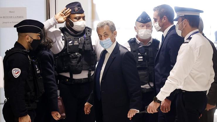 Francja. Sarkozy skazany za korupcję i nadużywanie wpływów politycznych