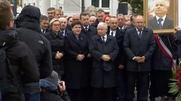 W Warszawie rozpoczęły się obchody 90. miesięcznicy smoleńskiej