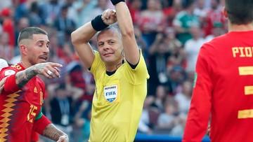 El. MŚ 2022: Holender sędzią meczu Anglia - Polska na Wembley