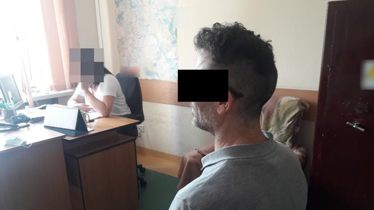 Wyrzucił przez okno telewizor i podpalił hotelowy pokój. Straty na 100 tys. zł