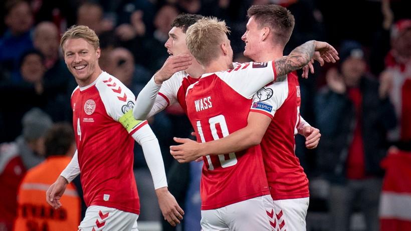 Reprezentacja Danii z nagrodą fair play za postawę wobec Christiana Eriksena