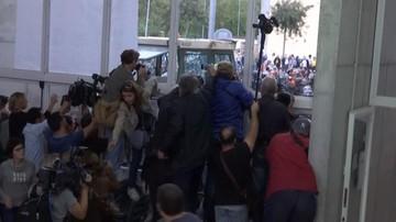 Trwa referendum ws. niepodległości Katalonii. Policja użyła gumowych kul. Są ranni