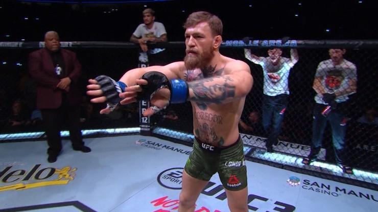 UFC: McGregor zaprezentował formę! Irlandczyk jest potężny (ZDJĘCIE)