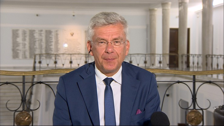 """""""Nie ma porozumienia z opozycją, nie ma ustawy"""". Karczewski o losie podwyżek dla polityków"""