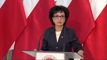 """Sejm dokończy posiedzenie po wyborach. """"To nic nadzwyczajnego. Następuje tylko przerwa"""""""