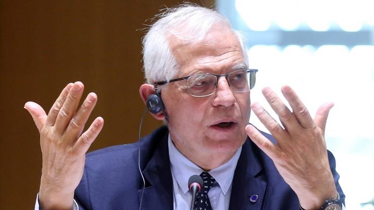 Szef unijnej dyplomacji: nie przygotowujemy nowych sankcji przeciwko Rosji