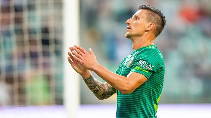 Piech powrócił do pierwszej drużyny Śląska Wrocław
