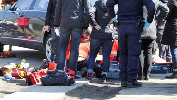 Dramat w Opolu. Dwuletnia dziewczynka wpadła do szamba