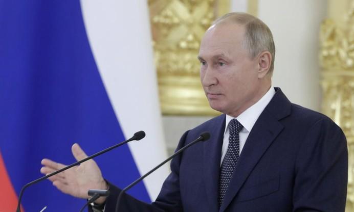 Władimir Putin zgłoszony do Pokojowej Nagrody Nobla