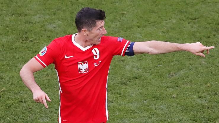 Szwecja - Polska 2:2. Gol Roberta Lewandowskiego