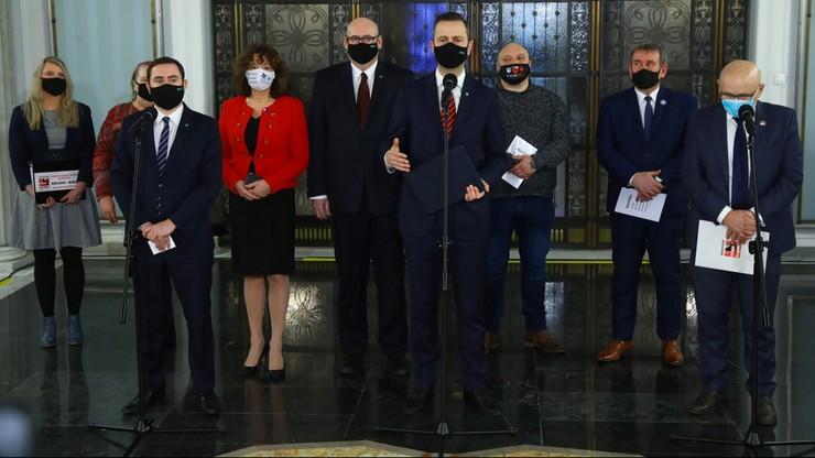 Koalicja Polska będzie współpracować z organizacjami osób pokrzywdzonych przez organy państwa