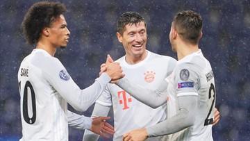 """Liga Mistrzów: """"Lewy"""" zadedykował swoje bramki legendzie Bayernu"""