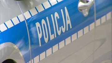 Pijany i uzbrojony rowerzysta klnąc ruszył do ataku na policję w Bydgoszczy